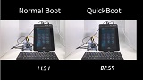 QuickBoot x86版 Automotive Grade Linux 4.0/Intel Atom FastBoot デモ(ベータ版)